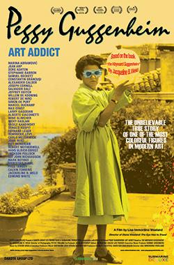 Peggy Guggenheim poster