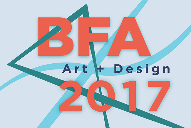 Bachelor of Fine Arts Exhibition 2017
