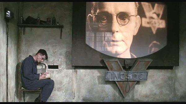 "John Hurt in ""1984"""