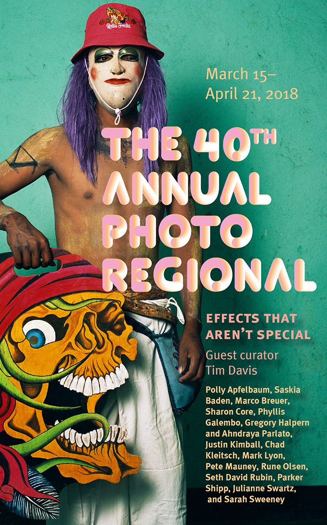 40th Annual Photo Regional Poster